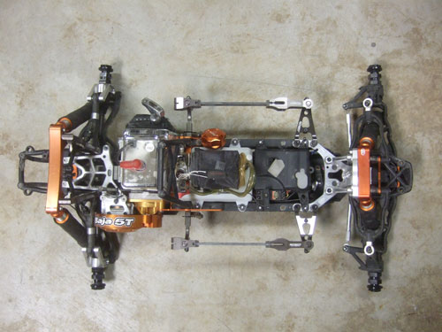 HPI Baja 5B SS - 5T Conversion