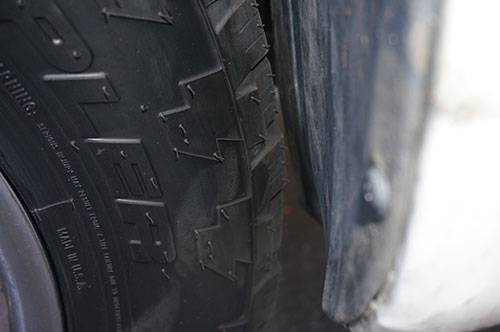 Nittor Terra Grapplers - Nissian Titan 305 55R22
