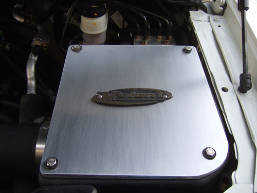 Volant cool air intake -  finished cover