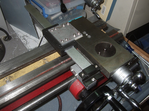 "Harbor Freight 7"" x 10"" Lathe 93212  - DRO - Digital Read Out"